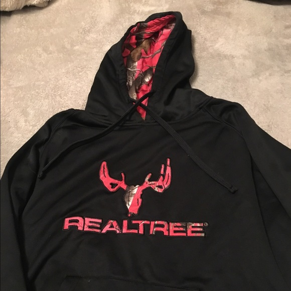 Realtree sweater